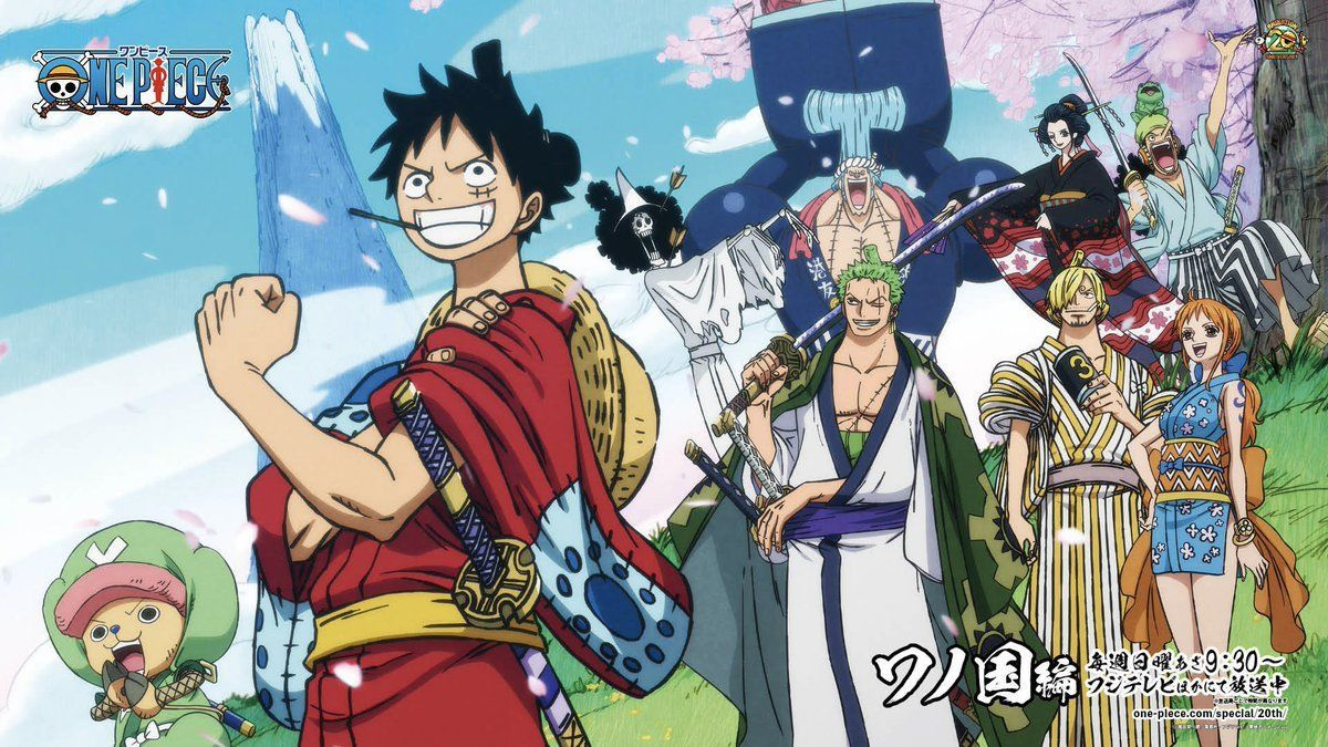 One Piece Episode 933 : Gyukimaru ! Zoro fights a duel on bandit's bridge!-  A review – Anime reviews